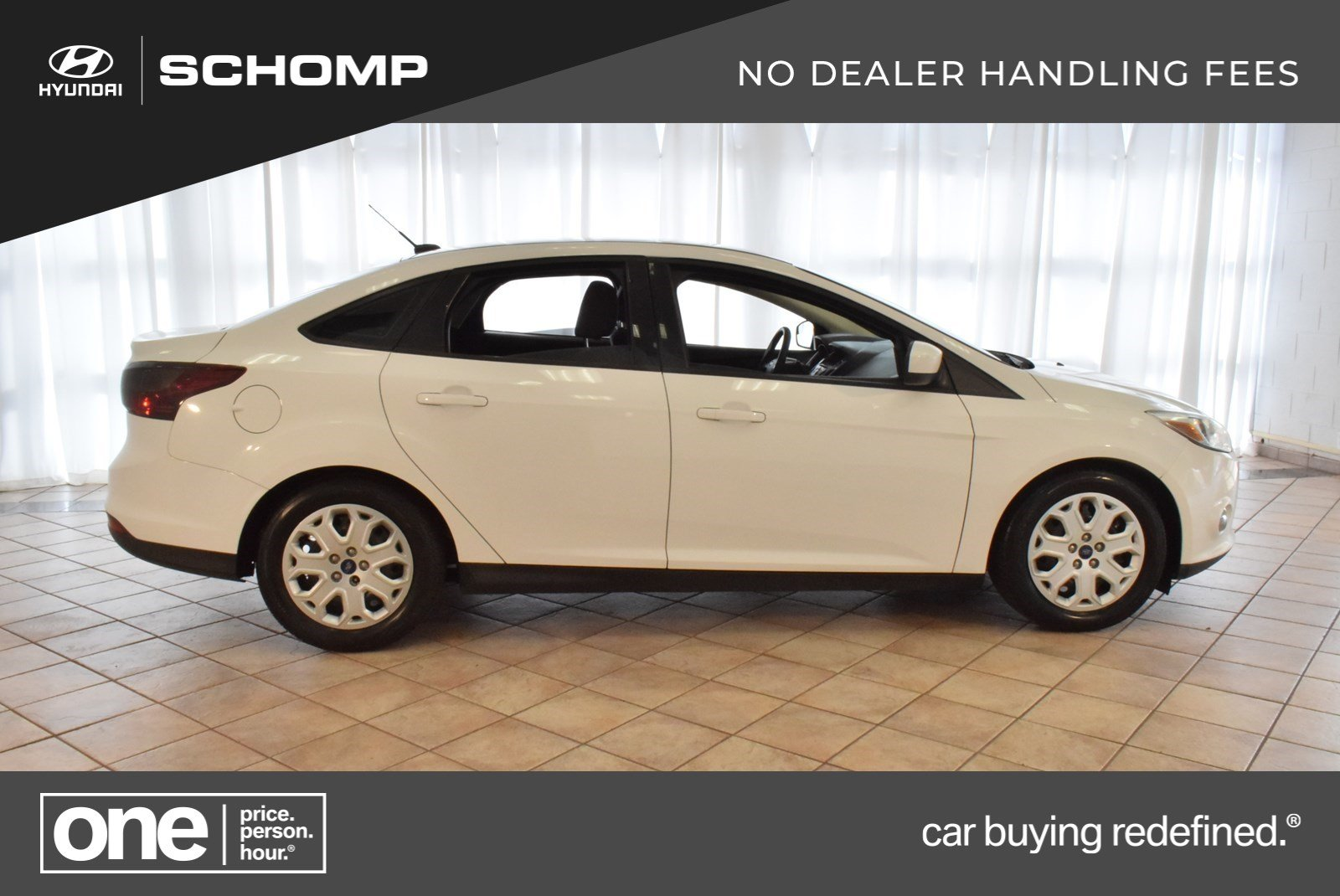 Pre Owned 2012 Ford Focus Se
