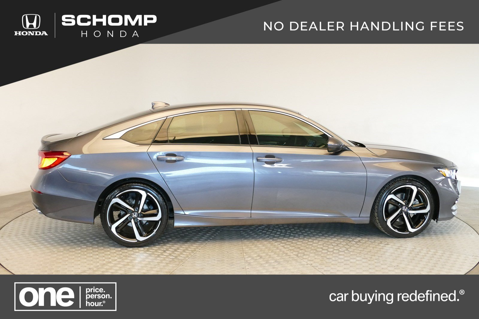 2018 Honda Accord >> Pre Owned 2018 Honda Accord Sport 1 5t