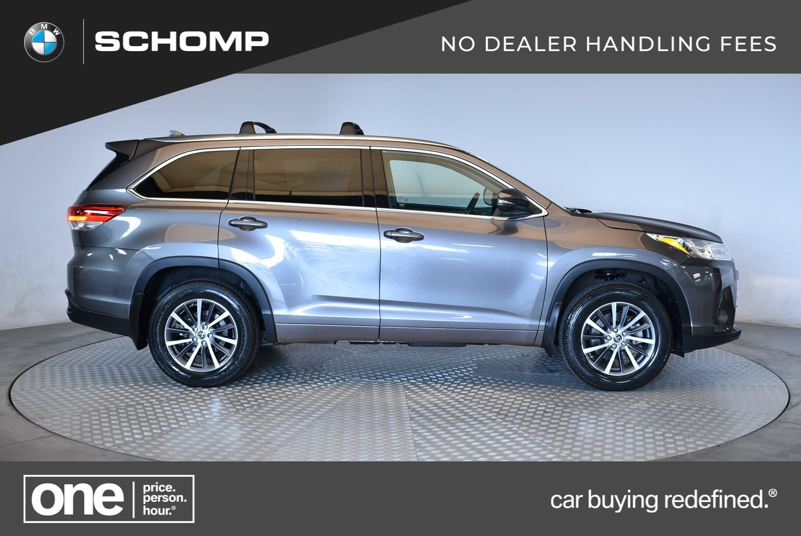 Pre Owned 2017 Toyota Highlander Xle