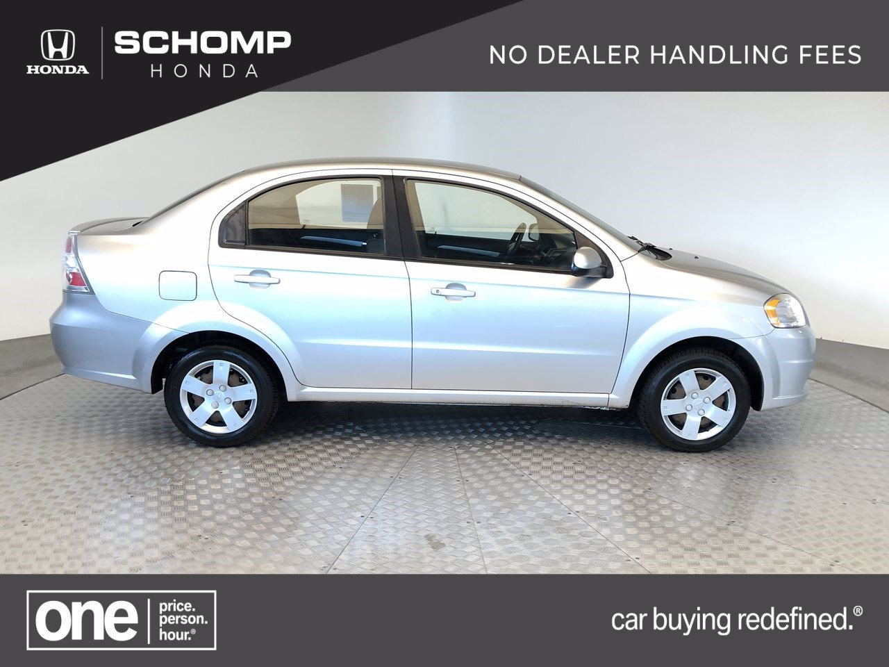 Pre Owned 2011 Chevrolet Aveo Lt W 1lt 4dr Car In 2h00657d