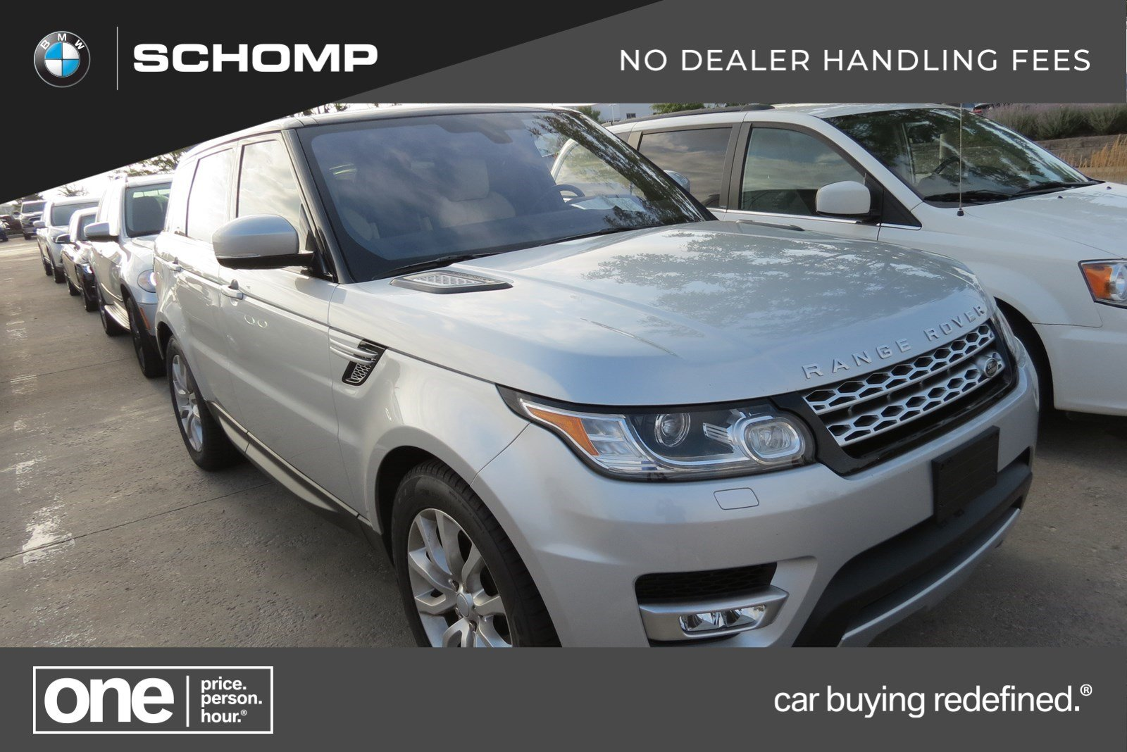 Who Owns Land Rover >> Pre Owned 2016 Land Rover Range Rover Sport V6 Hse