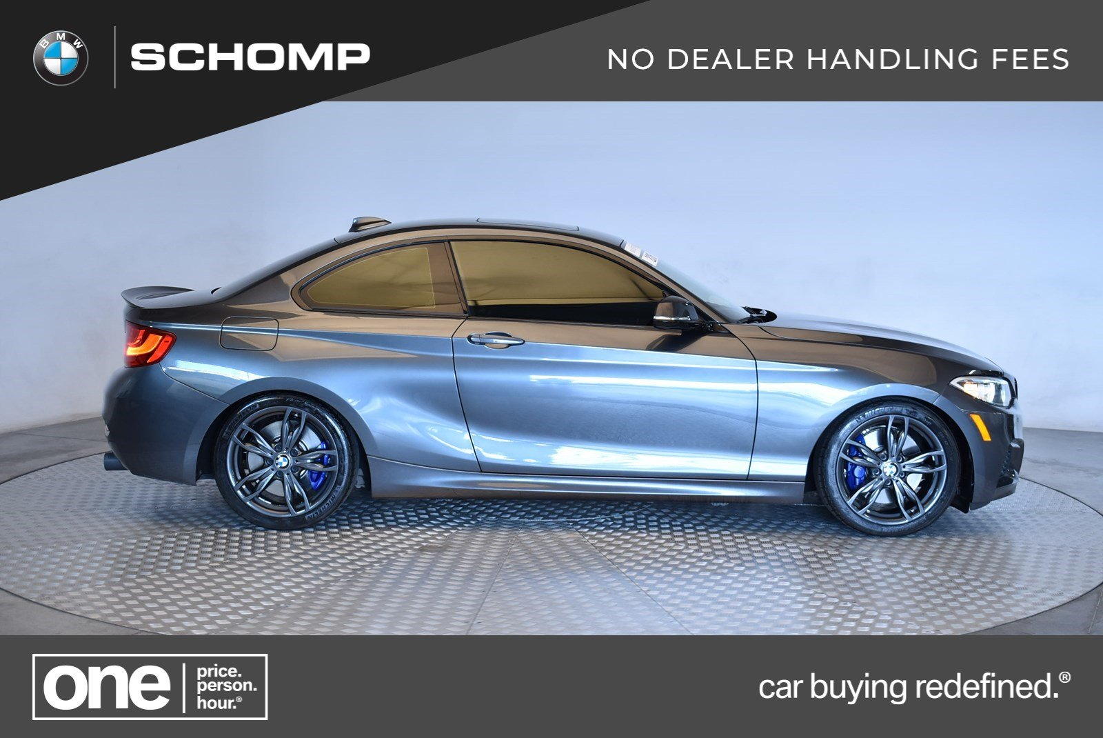 Bmw M235I Xdrive >> Pre Owned Bmw 2016 M235i Xdrive