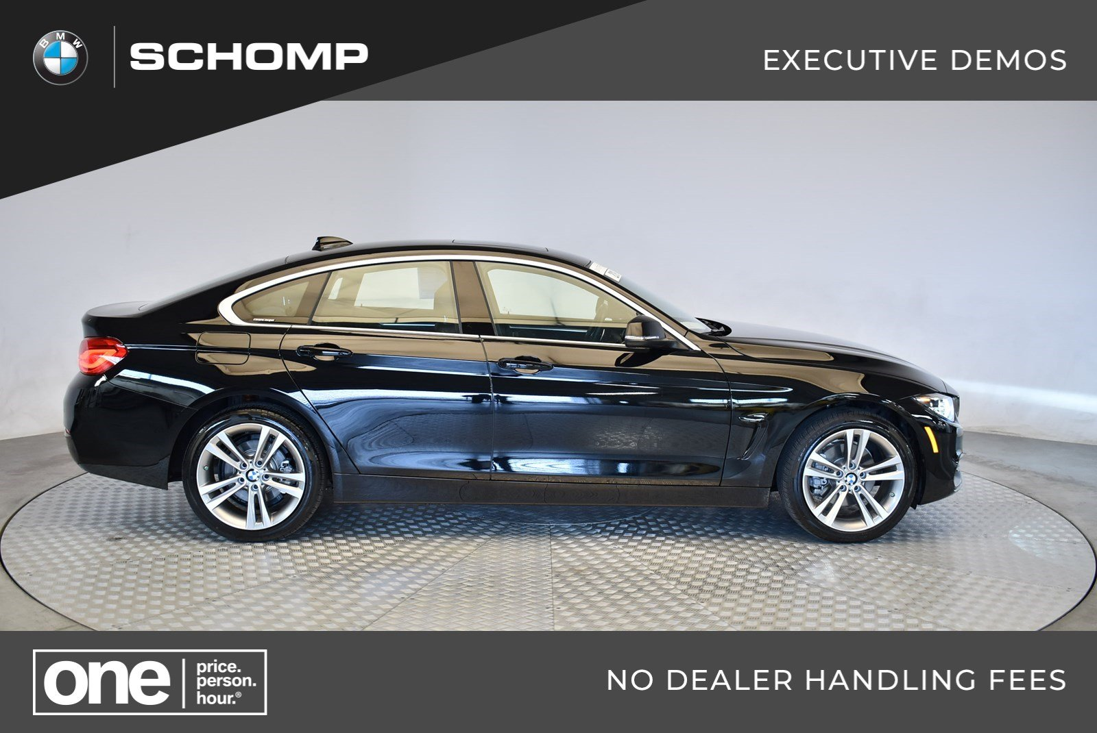 Certified Pre Owned Bmw 2019 430i Xdrive