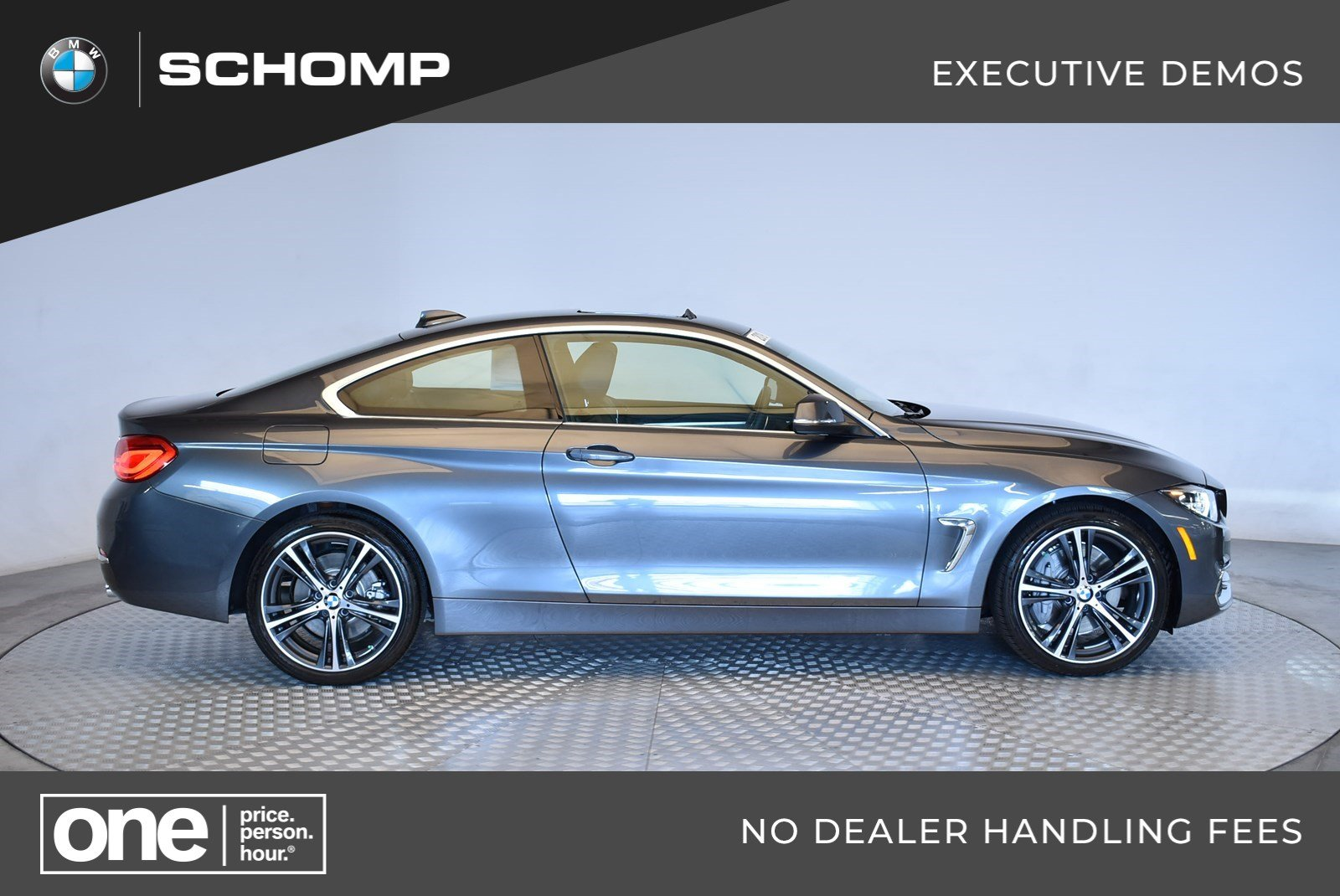 Pre Owned Bmw 2019 440i Xdrive