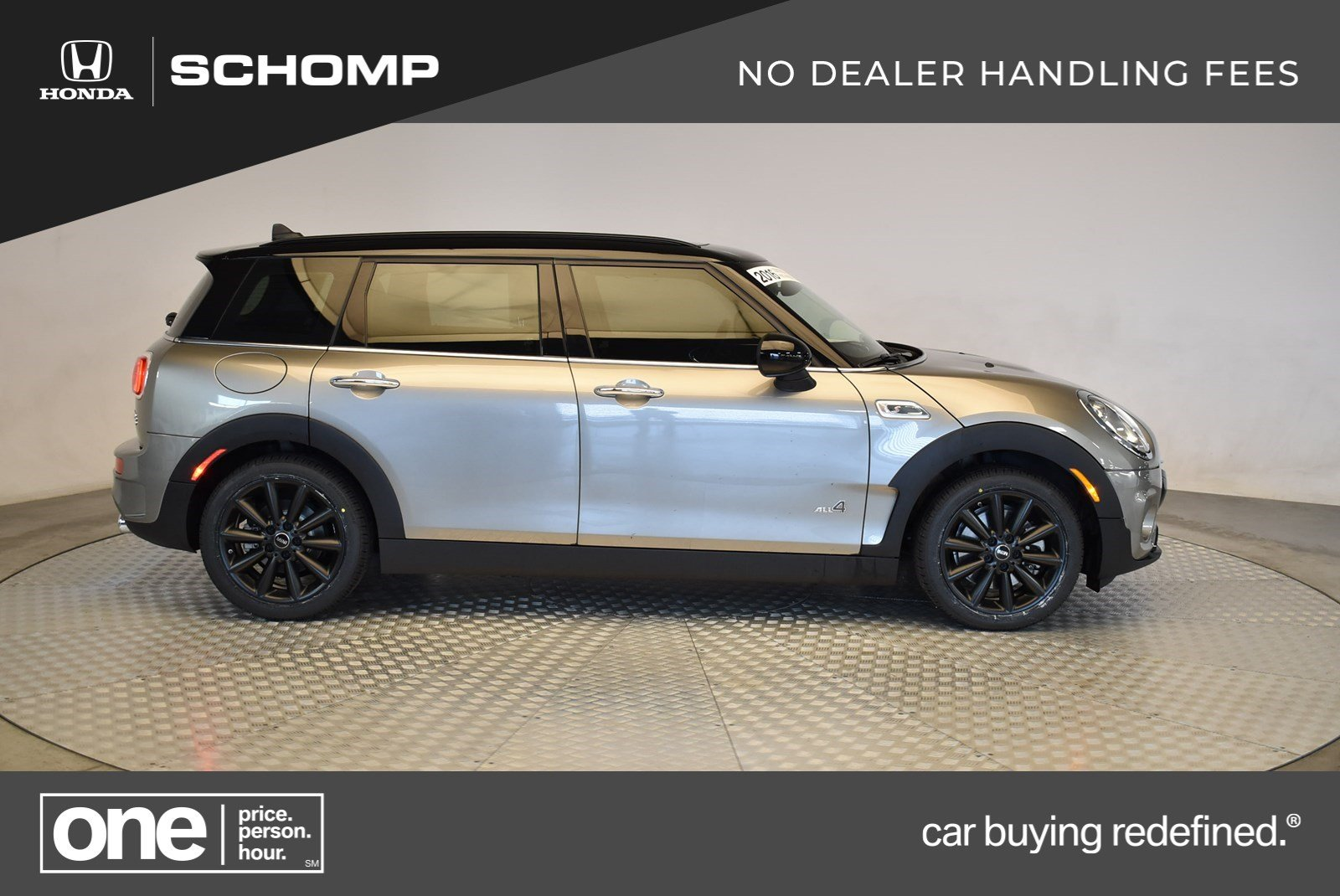 Pre Owned 2017 Mini Clubman Cooper S