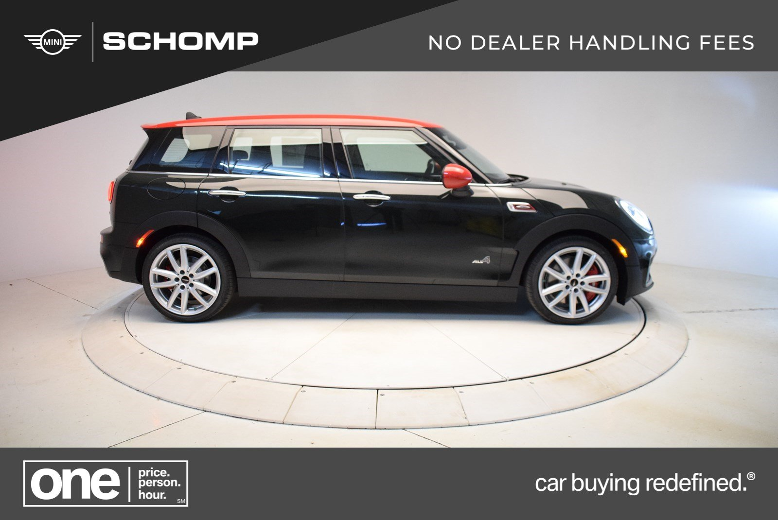 New 2019 Mini Clubman John Cooper Works John Cooper Works Station